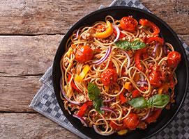 פסטה-פנה-נפוליטה-רוטב-עגבניות